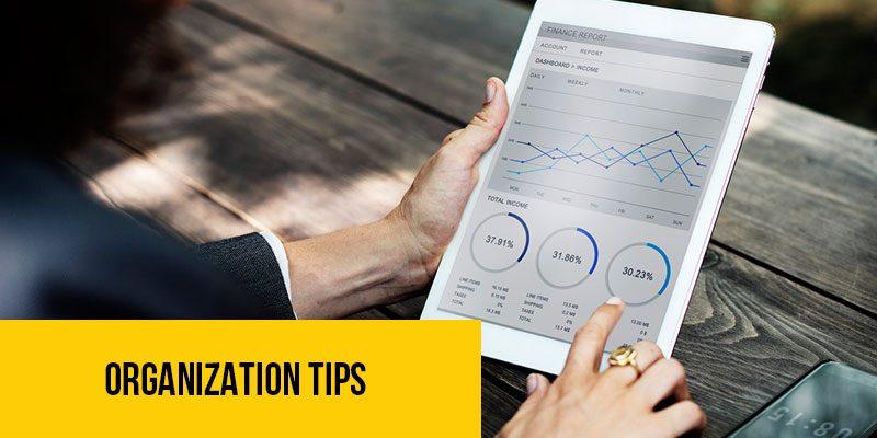 Organization-Tips